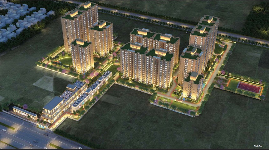 Signature Global Prime Sector 63A affordable housing Gurgaon