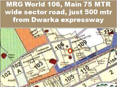 MRG skyline sector 106 Gurgaon