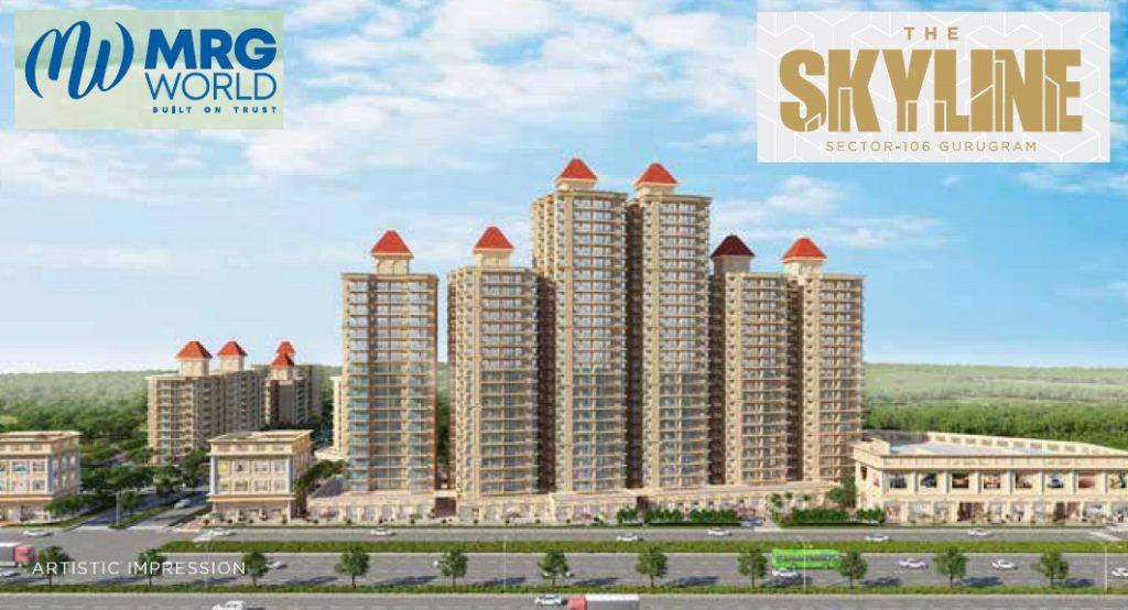 MRG skyline sector 106 Gurgaon affordable housing