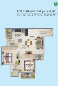 Signature Global The Millennia 3 a new affordable housing project in sector 37D, Gurgaon.