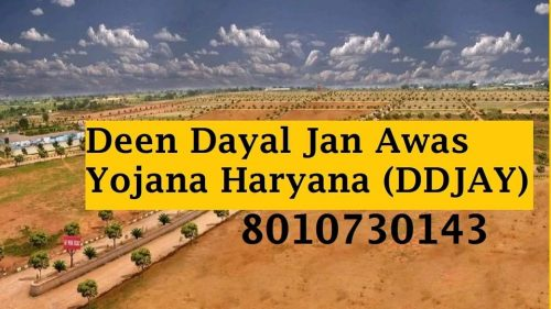 HUDA Affordable Plots Deen Dayal Jan Awas Yojana Haryana